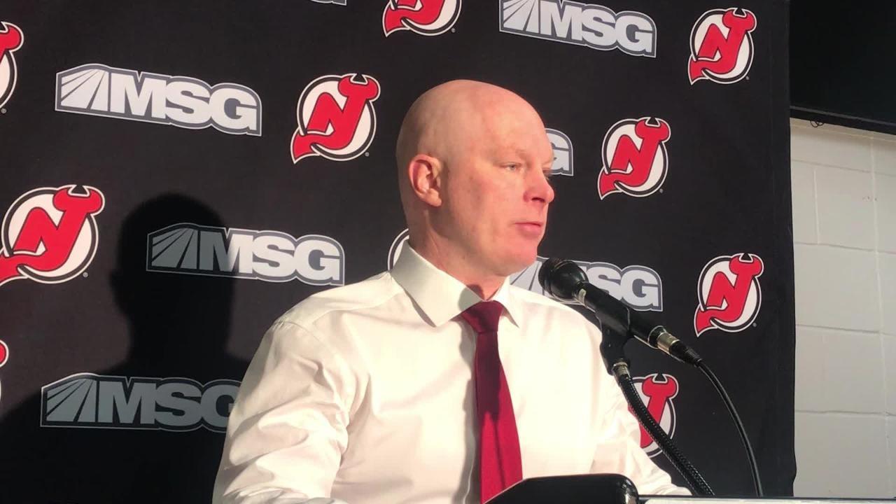 c22e5ab30 Marcus Johansson shines for NJ Devils vs. Rangers plus other takeaways