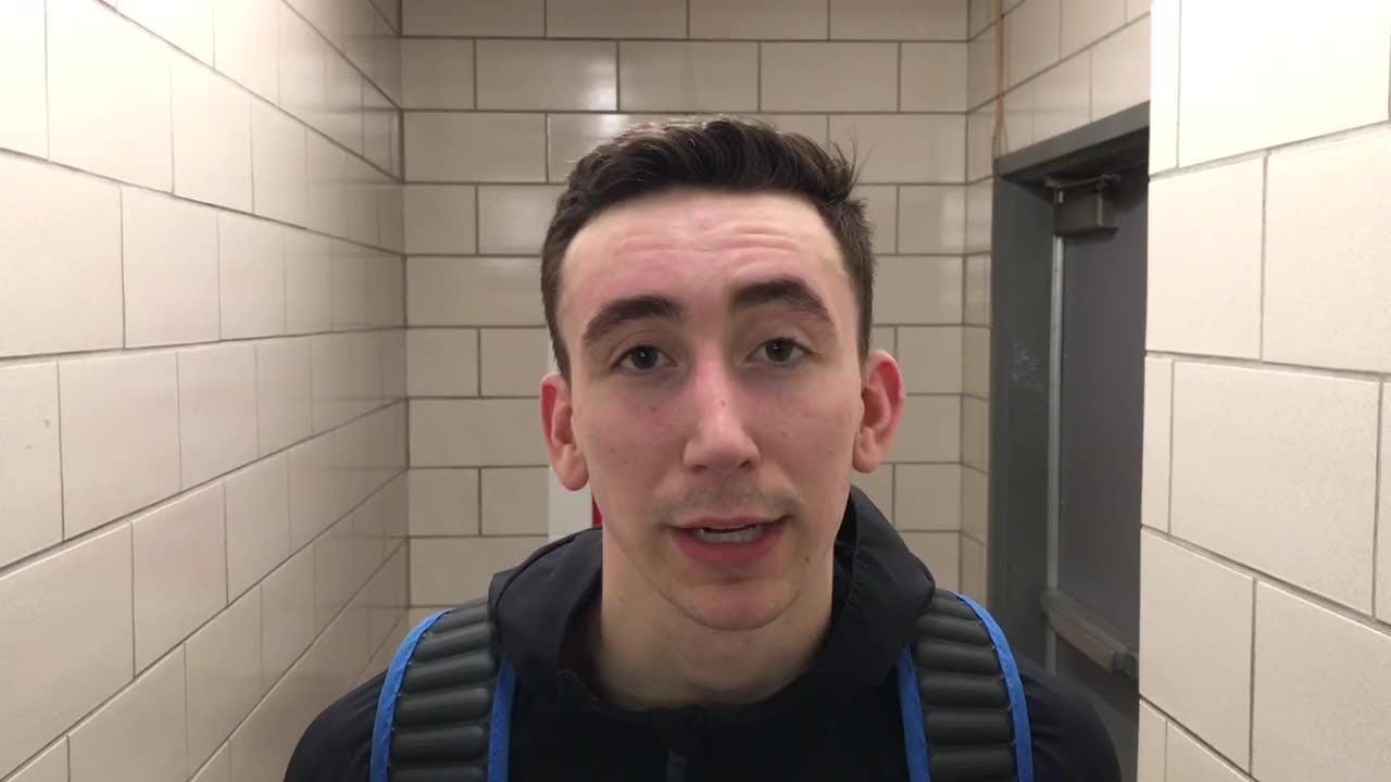 Alex Hemenway one shy of Castle's single-game record for 3-pointers in victory over Bosse