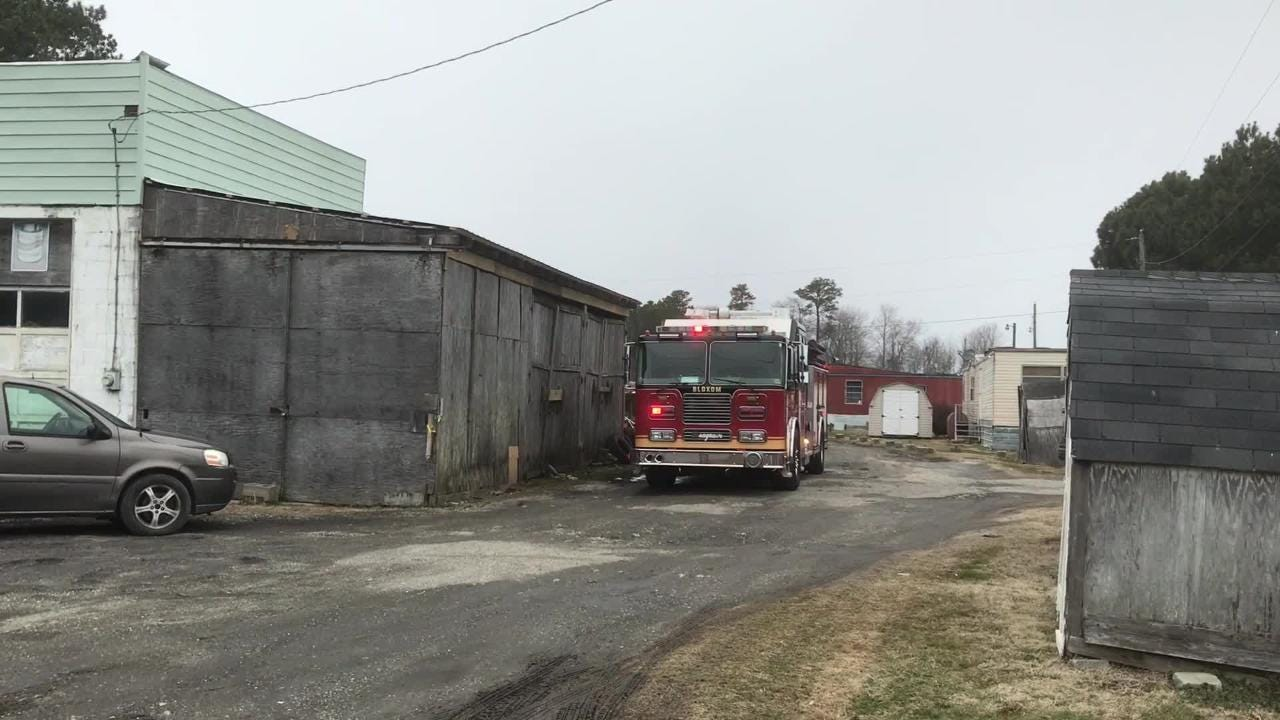 WATCH: Accomack house fire fatal, police say