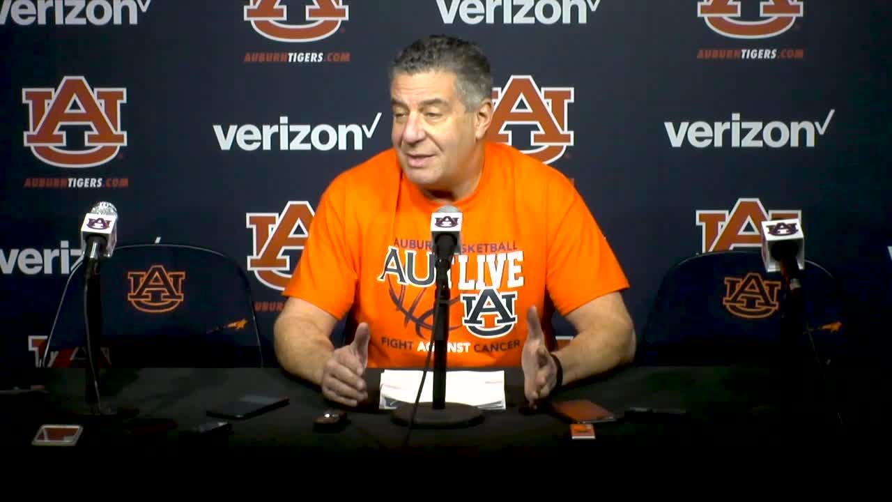 ad8834edae3a Bruce Pearl believes Alabama team Auburn hosts Saturday is Avery Johnson s  best yet