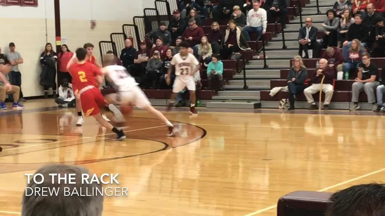 Host Newark boys forced Big Walnut into 20 turnovers and had 13 steals in a 50-34 OCC-Capital win.