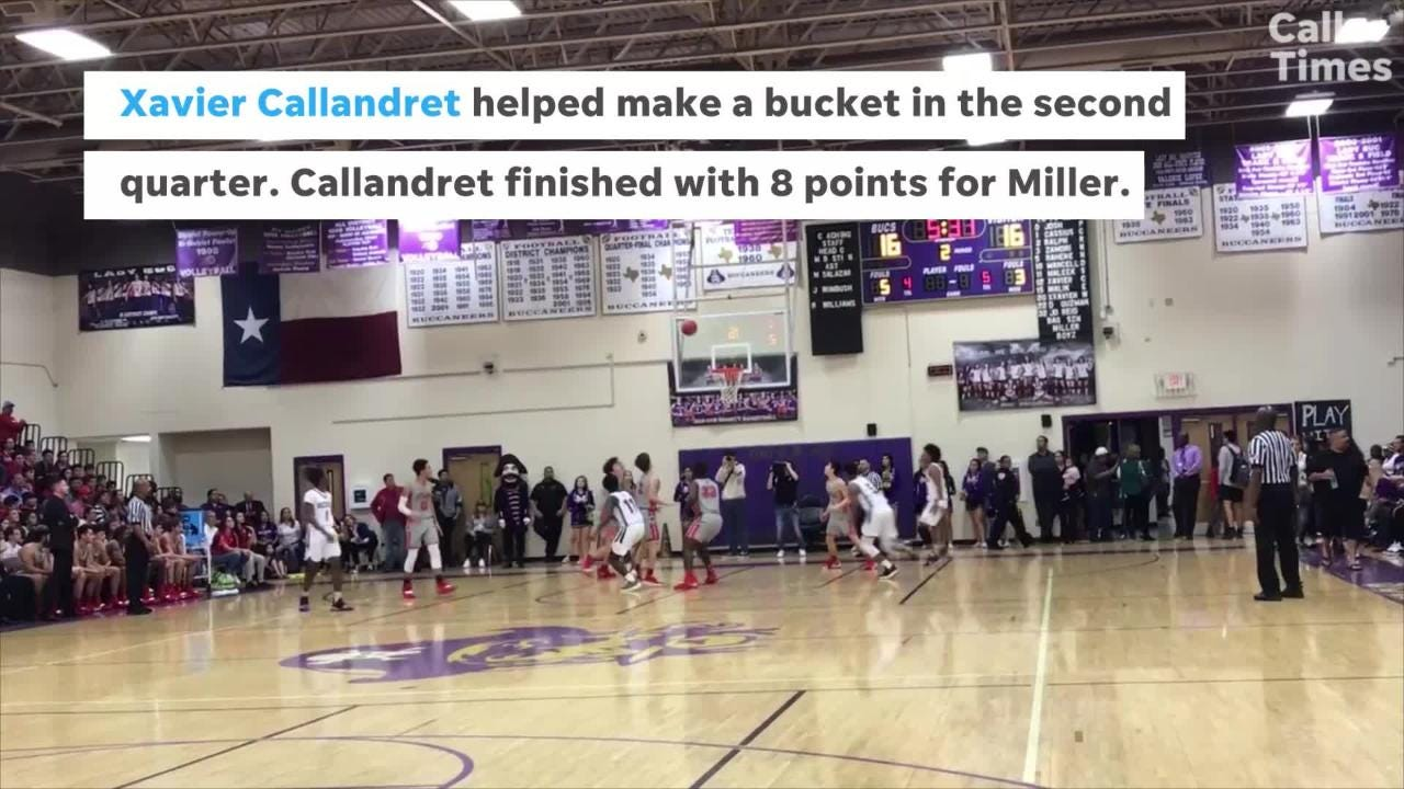 Late Surge Propels Miller Past Ray and Into First Place in District 30-5A Boys Basketball