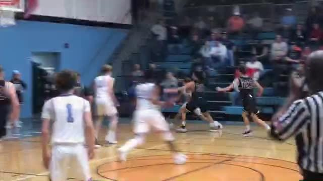 Union County swept the regular-season series from Webster County with a 65-55 win on Friday in Morganfield.