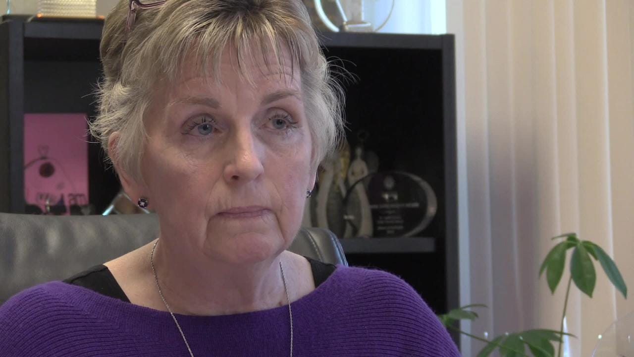State Sen. Kate Brophy McGee, an influential Republican in the GOP-controlled Legislature, discuss a series of charter school reforms she is pushing.