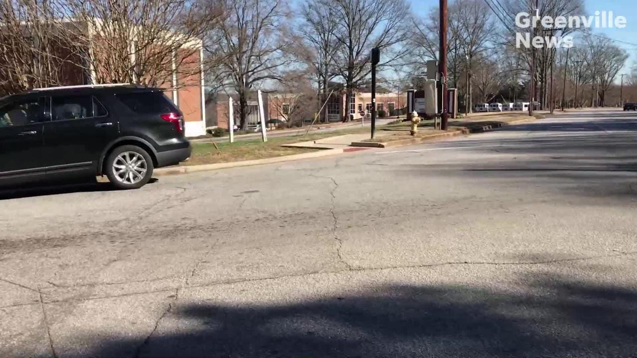 The city of Greenville is planning to fill in the sidewalk gap on Cleveland Street between McDaniel and Southland avenues.
