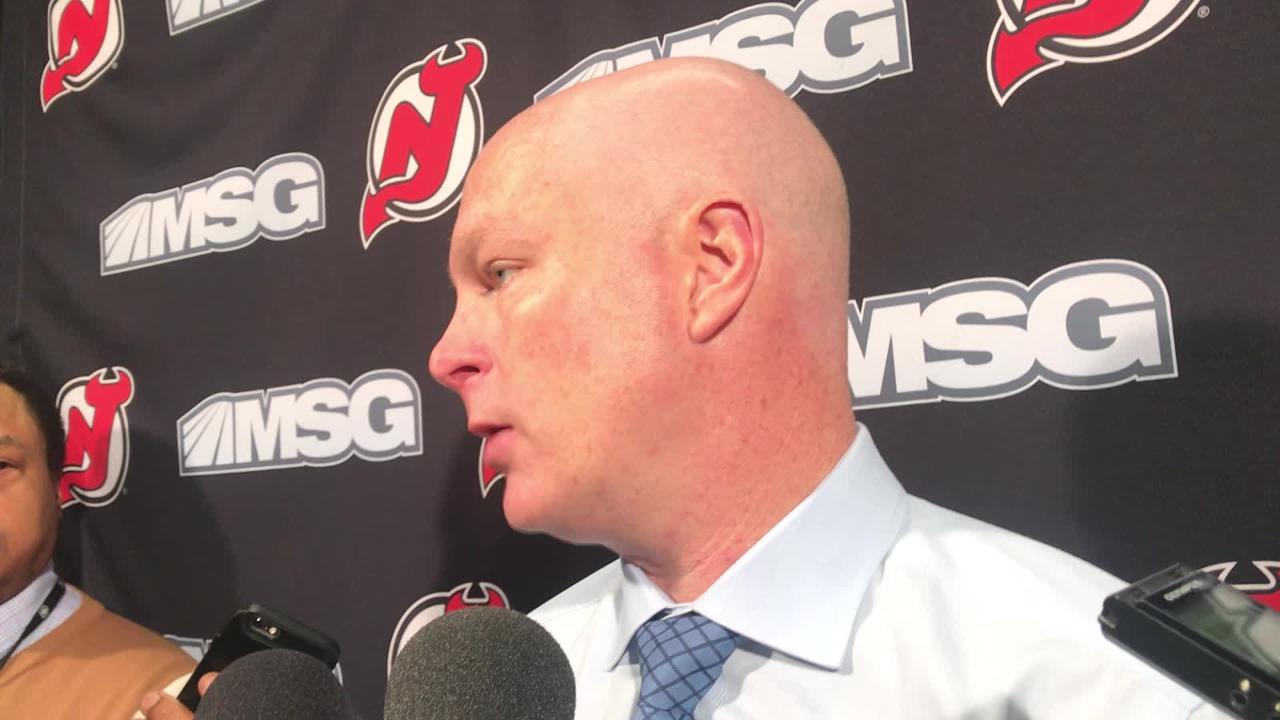 Nico Hischier scores twice to lead NJ Devils to OT win over Canadiens f0971532f