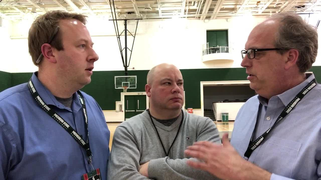 LSJ columnist Graham Couch, Freep beat writer Chris Solari and Freep columnist Shawn Windsor dive into MSU's loss to Indiana