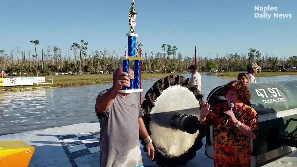 Swamp Buggy Races: Greenling wins 2019 Winter Classic