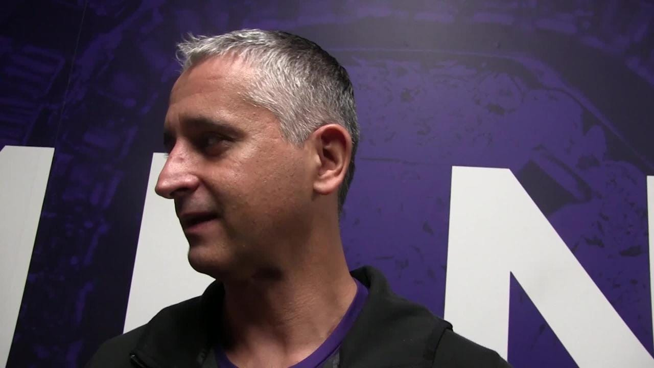 Phoenix Suns coach Igor Kokoskov talks about how they plan to defend James Harden in Monday night's home game against the Houston Rockets.