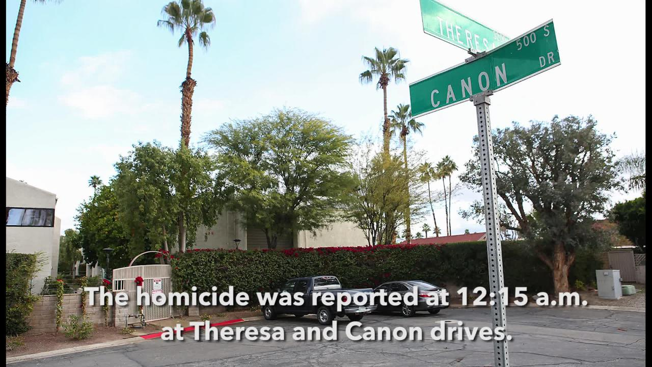 Four people are dead in a homicide and nearby car crash that appear to be related.