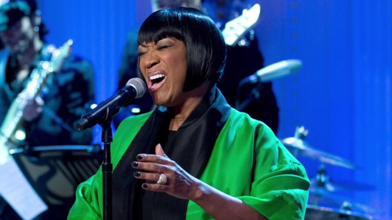 """Reporter Charles Runnells talks with Patti LaBelle about why she hates the word """"diva."""" LaBelle performs Monday, Feb. 11, at Mann Hall in Fort Myers."""