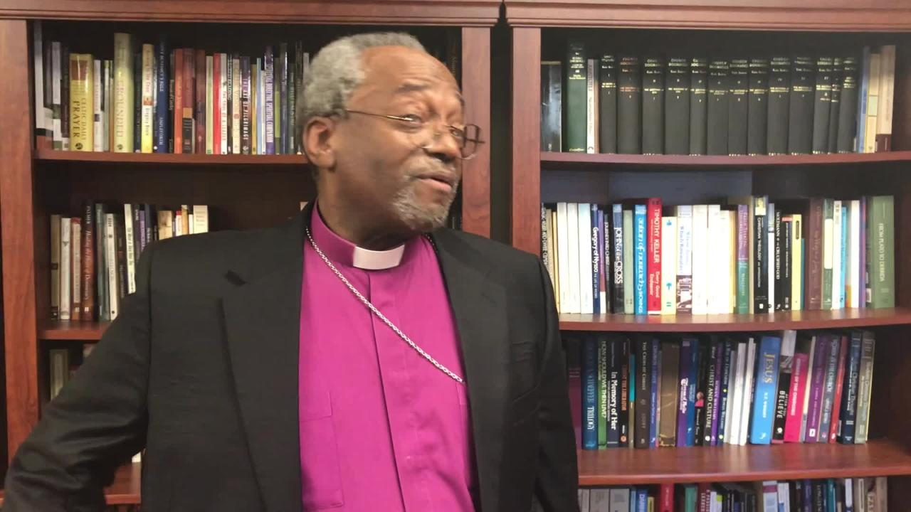Bishop Michael Curry's message to Tallahassee