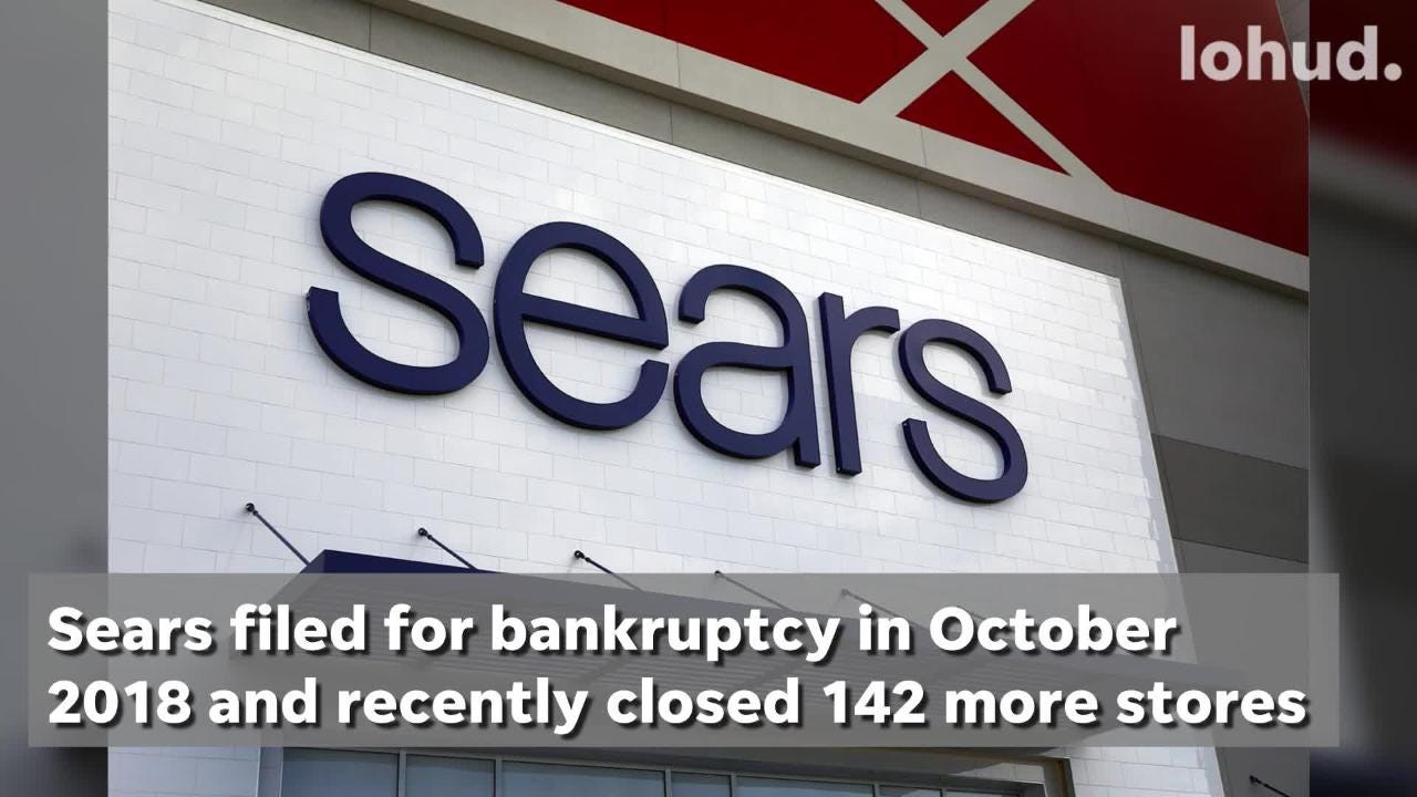 Major retailers are closing stores in the changing suburban retail landscape.