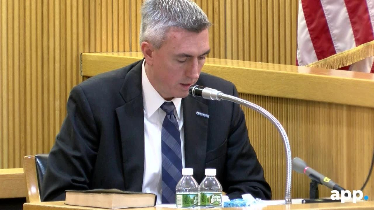 Dr. Hugh Roarty, a tidal expert testifies on where water currents could've taken Sarah Stern's body