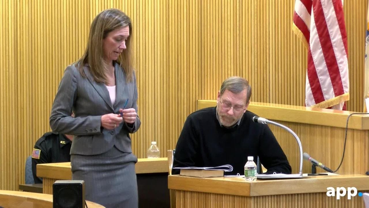 Michael Stern takes the stand and shares final text exchanges with his daughter Sarah.