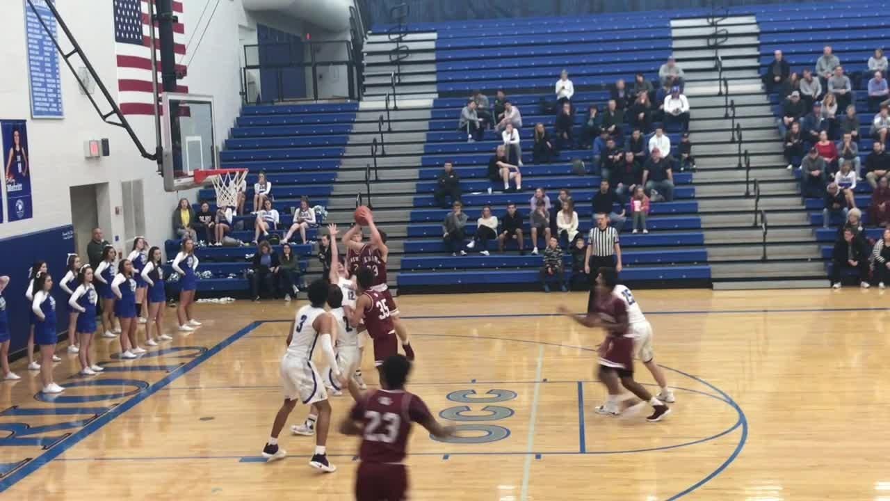 Olentangy Liberty made six of their 13 3-pointers in the first quarter and cruised to a 68-45 victory against Newark.