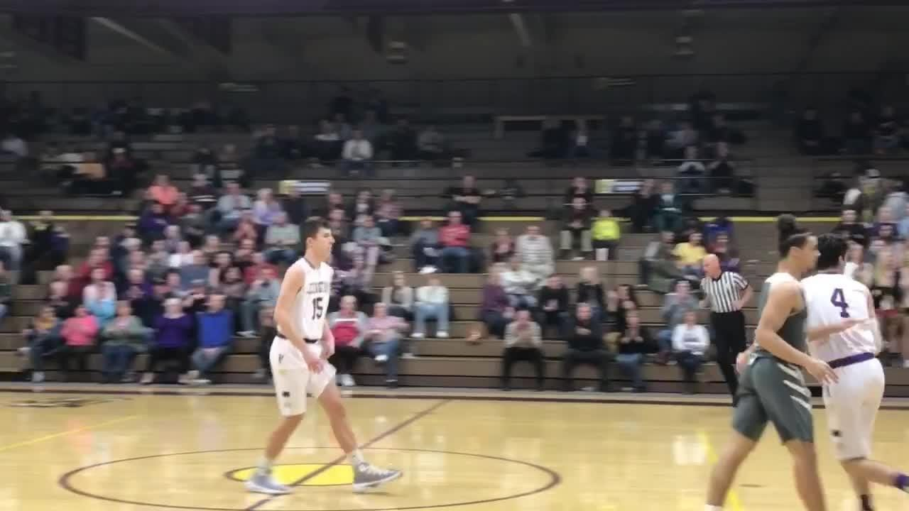 Highlights from Lexington's 60-25 win over Madison