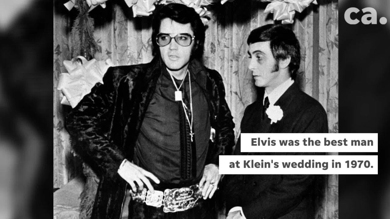 George Klein, a friend of Elvis and legendary Memphis DJ has died.