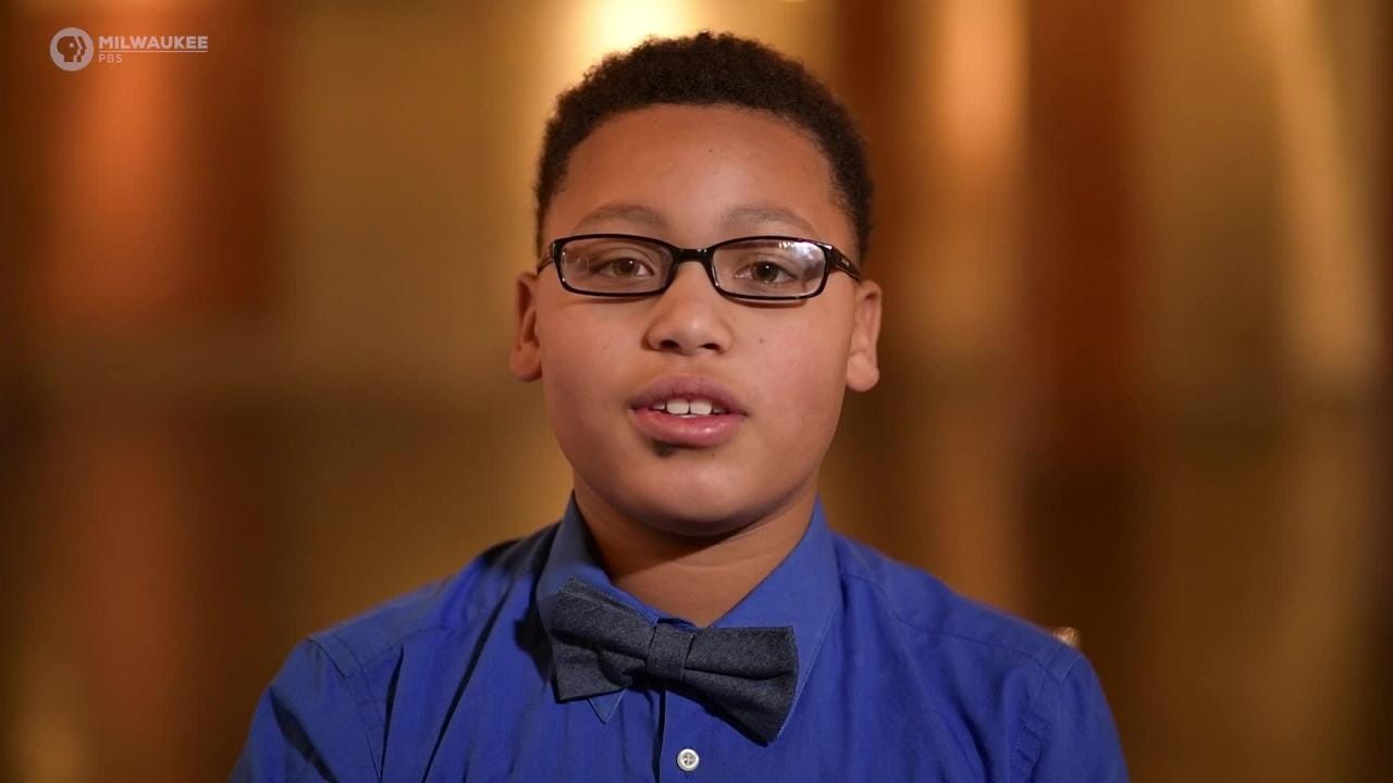 A collaboration between Milwaukee PBS and USA TODAY NETWORK-Wisconsin features four young people sharing their mental health challenges.