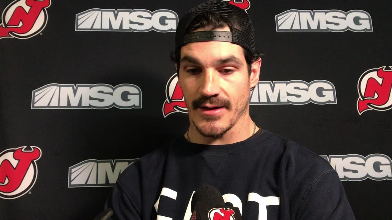 Brian Boyle looks back on  unbelievable  experience with NJ Devils 1ae02e6a4