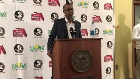 Florida State coach Willie Taggart talks about FSU's class on National Signing Day.
