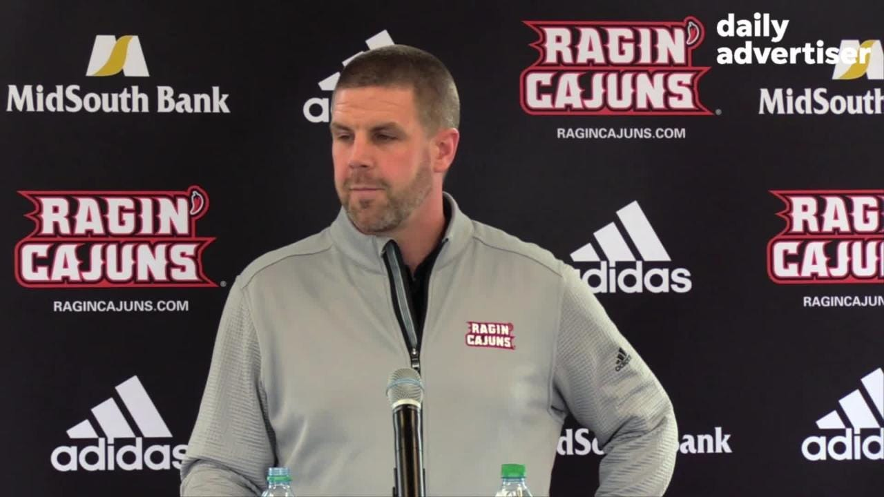 Louisiana Ragin Cajuns Head Football Coach Billy Napier discusses UL's new signing class on National Signing Day.