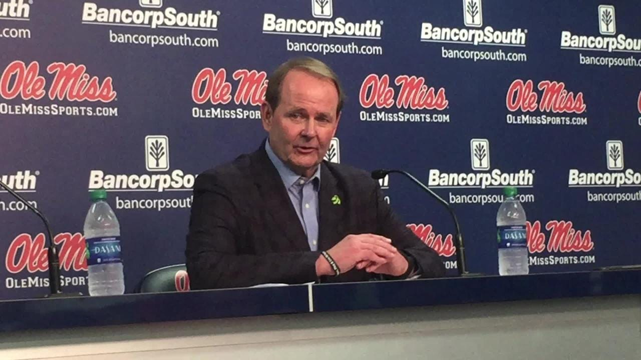 Ole Miss basketball coach Kermit Davis broke down what he saw in the Rebels' comeback 75-71 win over Texas A&M on Wednesday night in The Pavilion.