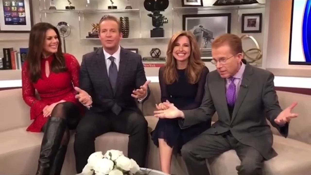 CBS' Chris Wragge plugs Sarah Wragge's Instagram Takeover for (201) Magazine