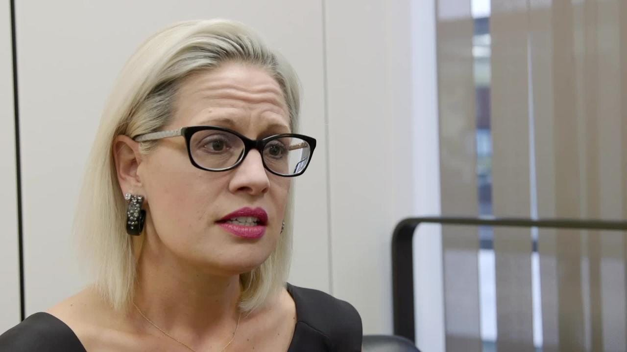 Arizona Republic reporters sit down with Sen. Kyrsten Sinema to discuss issues impacting Arizonans and her goals for her term as senator.