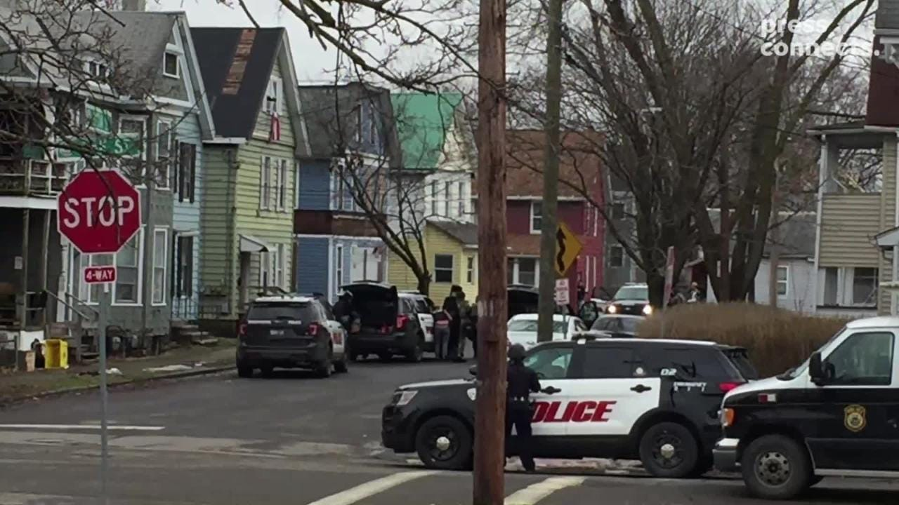 Binghamton police took a man into custody under mental health law after a nearly three hour standoff on Winding Way.