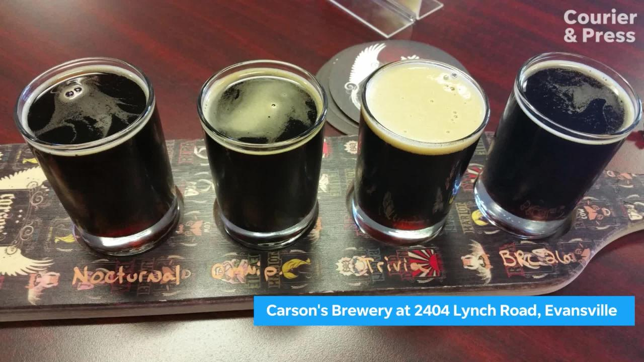 The Tri-State has an ever expanding list of breweries and brew pubs