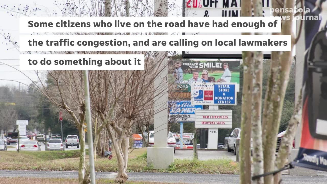 """A group of residents have formed a group they've called the """"Residents of Woodbine Corridor,"""" and they're pushing local lawmakers to focus on infrastructure improvements in the area."""
