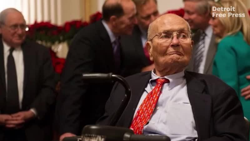 Donald Trump: John Dingell was 'very smart,' 'highly respected'