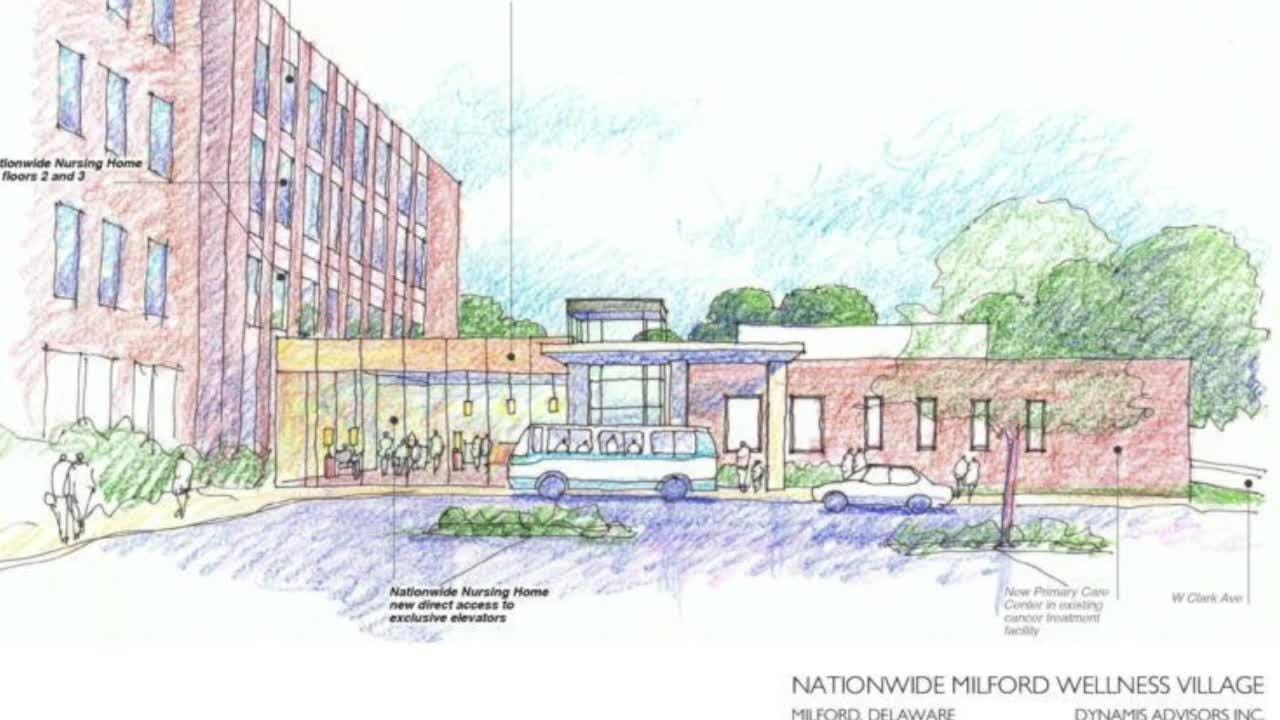 A new hospital and a future medical center expected to spark huge residential, commercial growth.