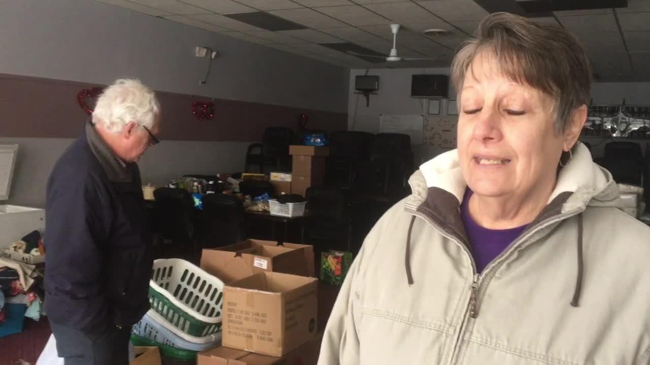 Portland senior center manager talks about damages