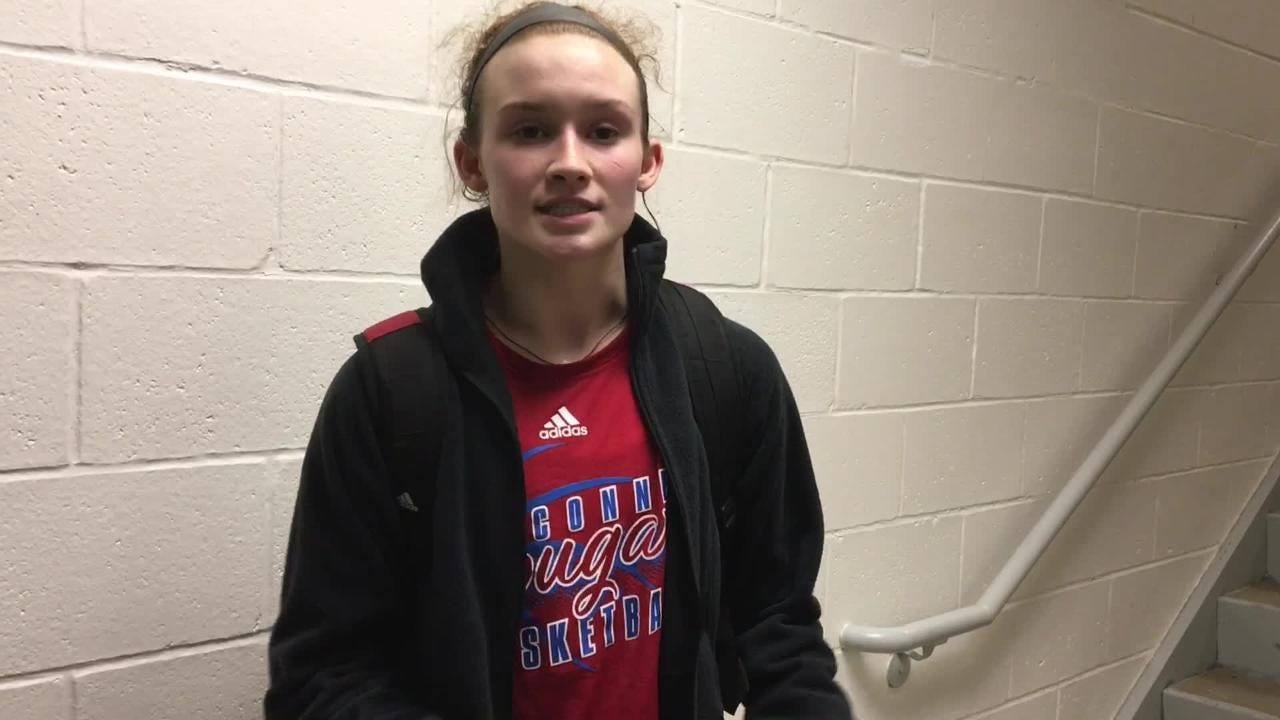 Conner beat Ryle 62-57 in battle of two of the top teams in Kentucky. Senior Joy Strange had clutch free throws in the win.