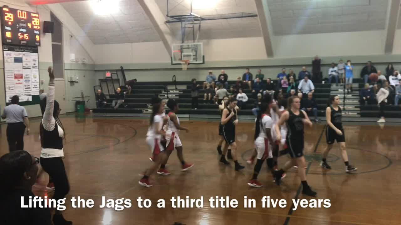 West Florida standout Khadija Chambless recaps the Jaguars' dramatic district championship win over South Walton.