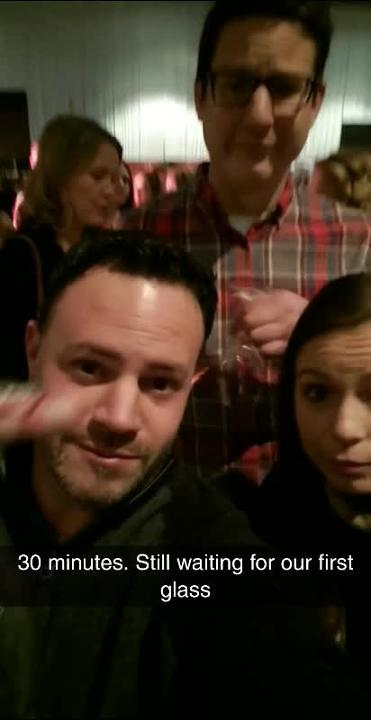 Ryan Christopher posted this video from Friday's Rochester Wine Festival.
