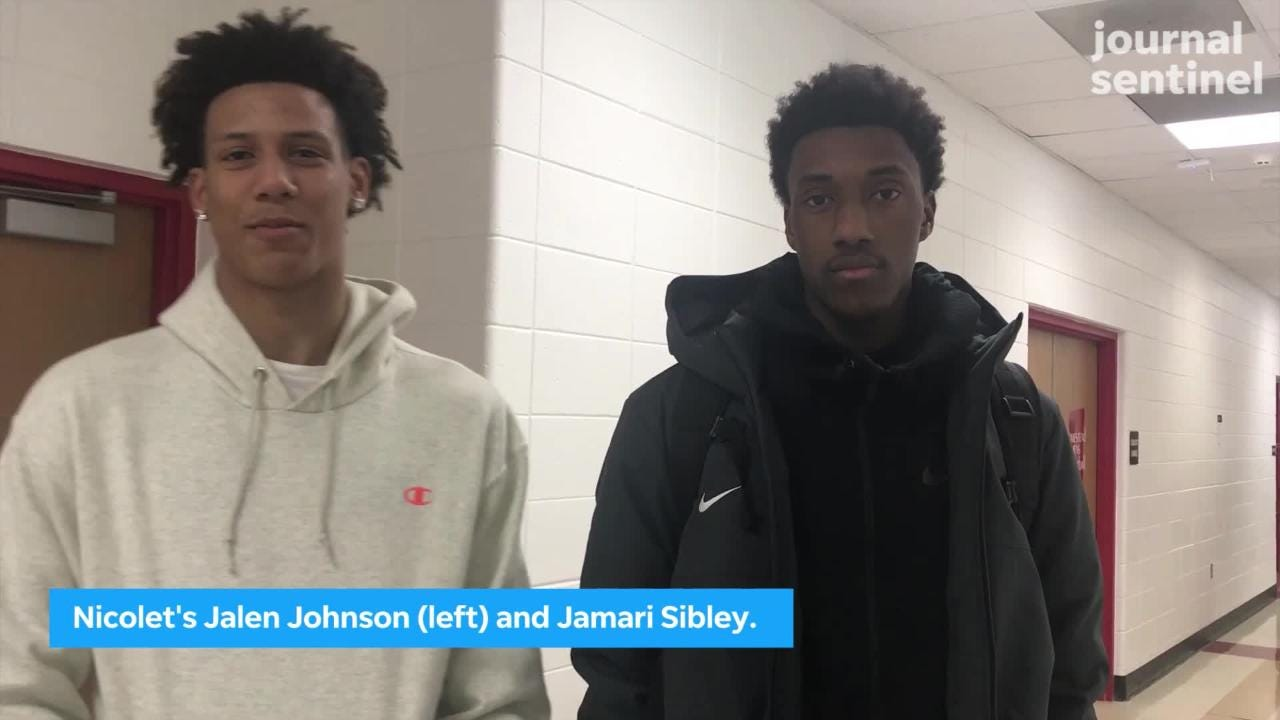 Nicolet's standout junior tandem talk about their victory over Homestead, the chemistry they share and being nationally ranked.