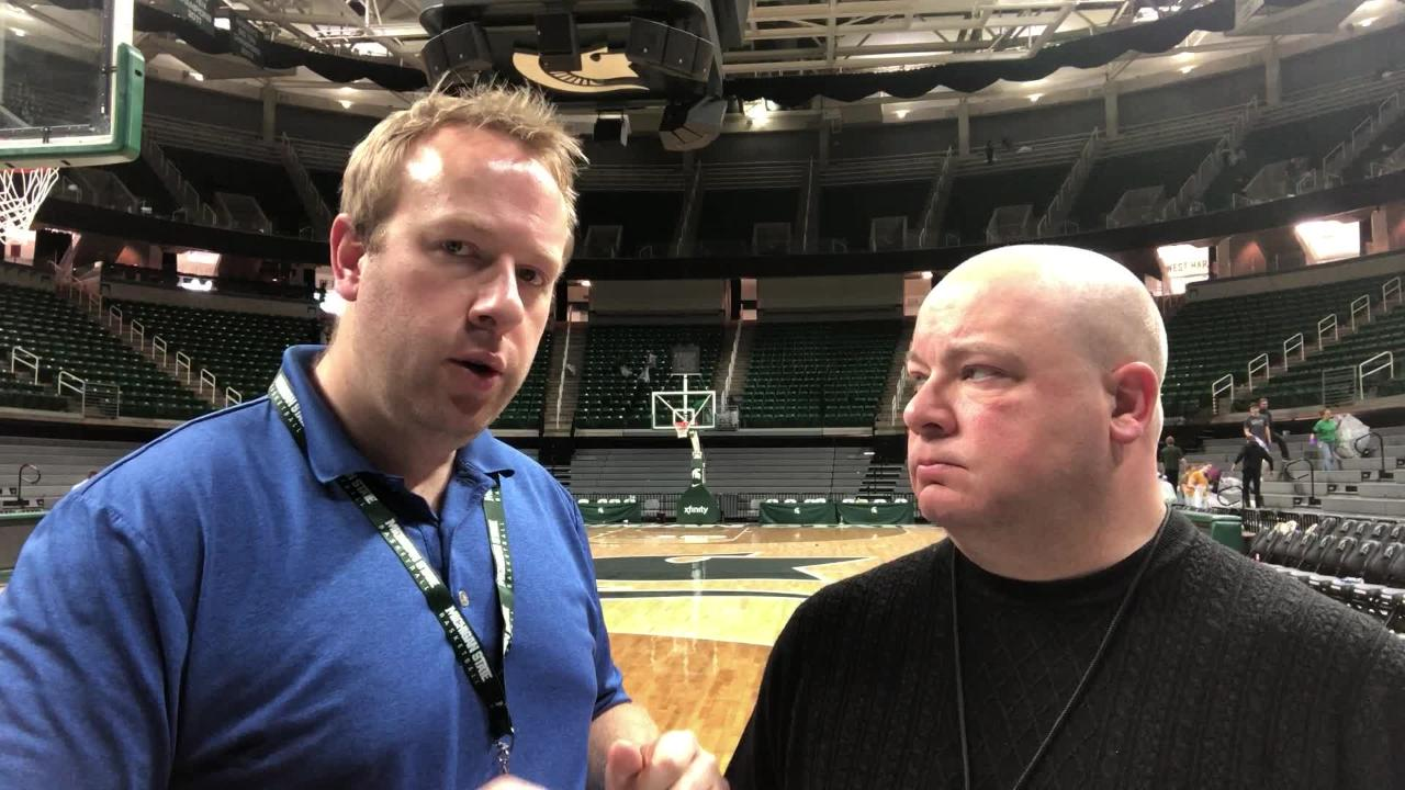 LSJ columnist Graham Couch and Freep beat writer Chris Solari dive into the Spartans' performance Saturday