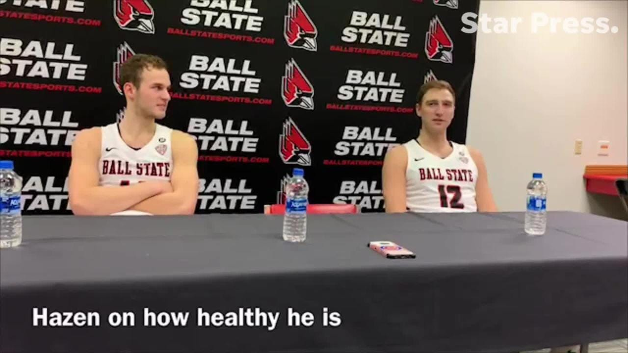 The roommates discuss their big days in Ball State's win.
