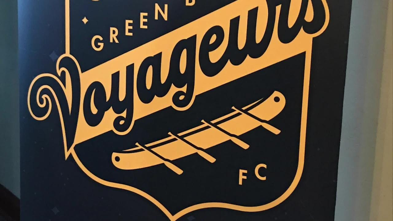 Team officials unveiled the name, crest and colors for the USL League Two team that will begin playing in Ashwaubenon in 2019.