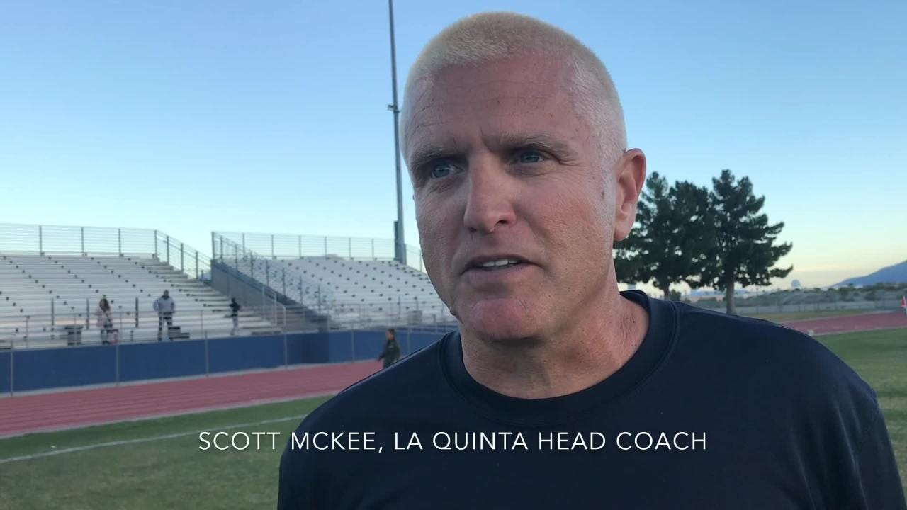 The La Quinta Blackhawks fell 1-0 in a second-round CIF-SS playoff game against La Habra.