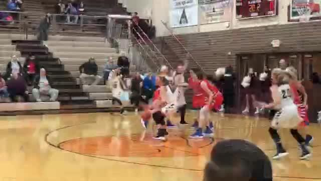 Marshall County beat Henderson County 69-60 Saturday afternoon at Colonel Gym.