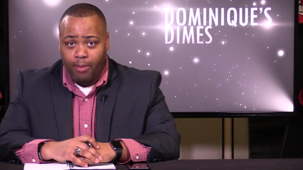 As Louisville begins spring football practice, there are three things Dominique will be keeping an eye on. He explains in the latest Dominique's Dimes