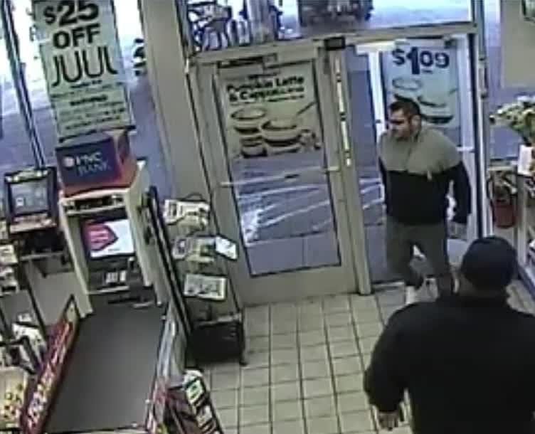 Westland police released this footage of a suspect they seek in a credit fraud case from last October.