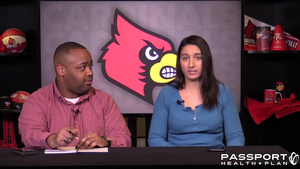 Louisville basketball will host the very talented Duke team Tuesday.