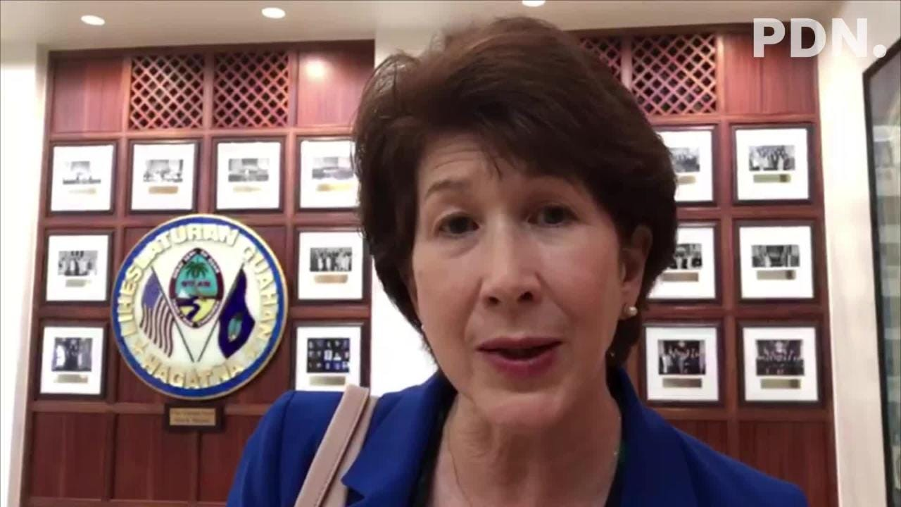 """Bureau of Women's Affairs acting director Jayne T. Flores is launching three initiatives that include addressing the so-called """"period poverty,"""" by ensuring that Guam girls and women don't have to miss school or work days because they don't have feminine hygiene products."""