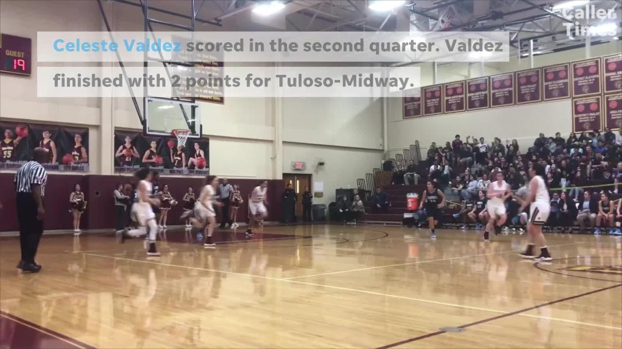 Carroll Defeats Tuloso-Midway to Advance to Area in Girls High School Basketball