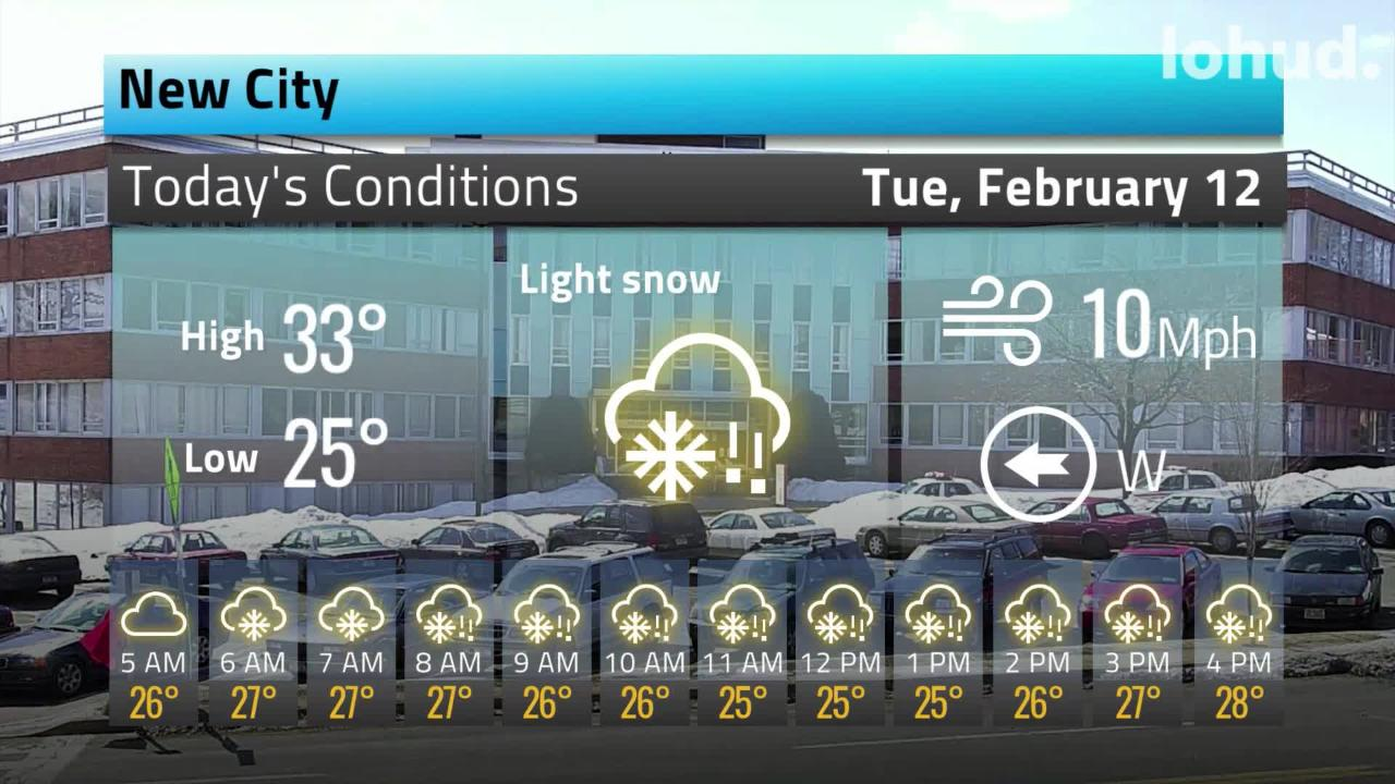 A slick mix of snow, sleet, freezing rain and ice should make traveling treacherous on Tuesday in the Lower Hudson Valley.
